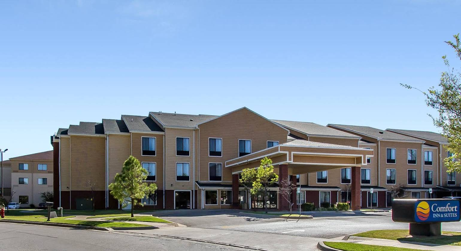 Comfort Inn and Suites Norman