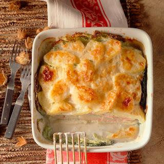 Kartoffel-Wirsing-Lasagne