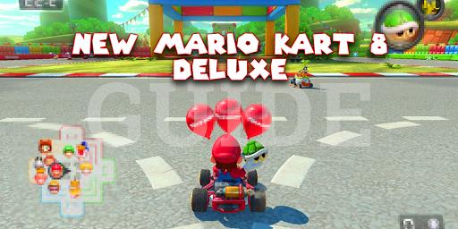 Mario kart 8 deluxe apk gratuit télécharger