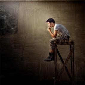 by Joemar Cabasan - People Portraits of Men