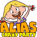 Alias! Crazy party. Full icon