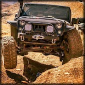 Dirt Jeep Rally