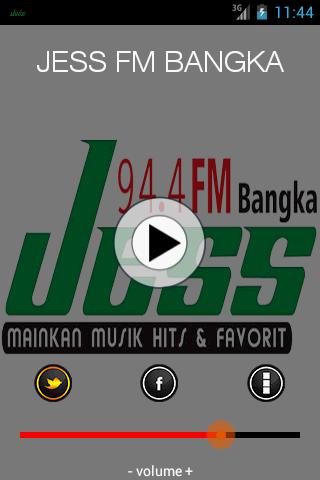 Radio JESS FM 94.4 MHz Bangka