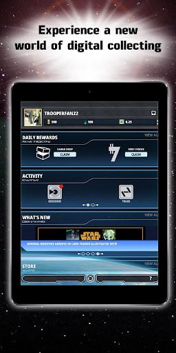 Star Wars™: Card Trader by Topps screenshot 9