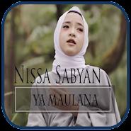 Nissa Sabyan - Ya Maulana 8 8 latest apk download for