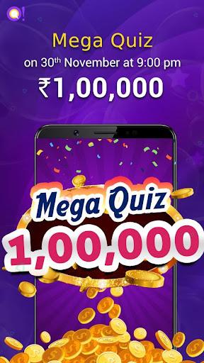 Qureka: Live Trivia Game Show & Win Cash 2.0.6 Cheat screenshots 1