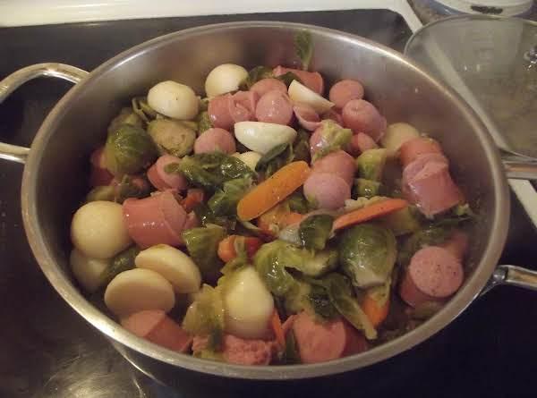 Easy Boiled Dinner