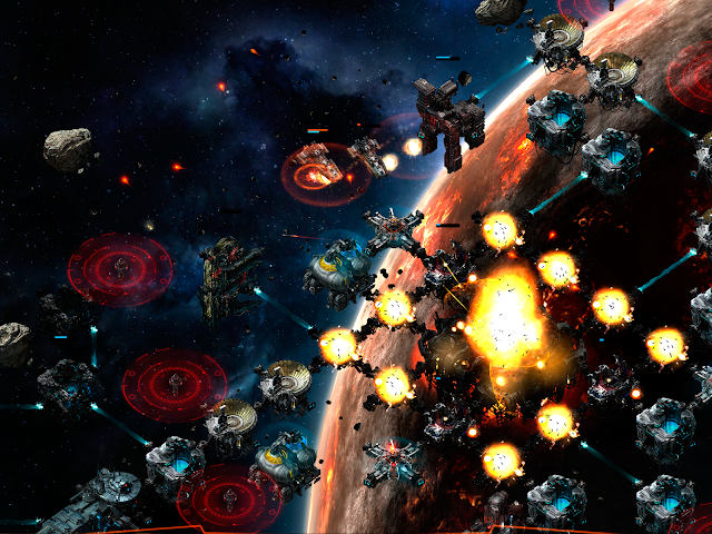 android VEGA Conflict Screenshot 5