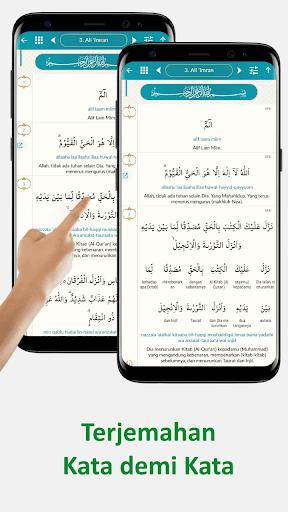 Al Quran Perkata dan Tafsir 2.1.0 screenshots 2