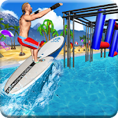 Stuntman Surfer Android APK Download Free By Interactive Games