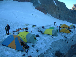 Photo: Camp Muir