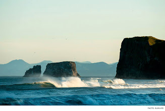 Photo: Photo of the Day: Russia. Photo: Burkard  #Surfer #SurferPhotos