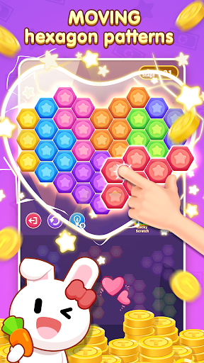 Hexa Puzzle-Classic casual game screenshot 1