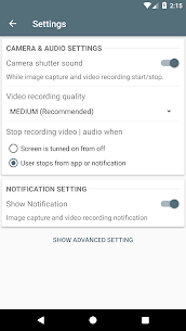 Background Recorder App Download For Android 5