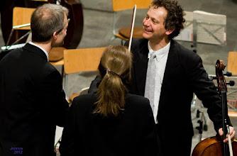 Photo: Kantatenorchester St. Johannis; Leitung: Markus Johannes Langer; Antonin Dvorák: Stabat Mater in St. Nikolai Kirche Rostock 2012