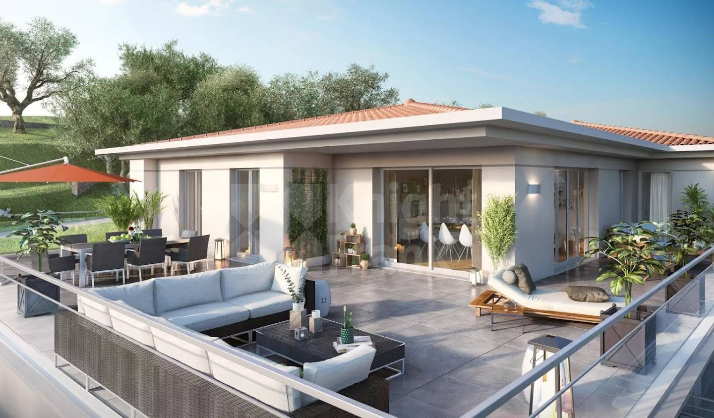 Apartment with terrace Le Cannet