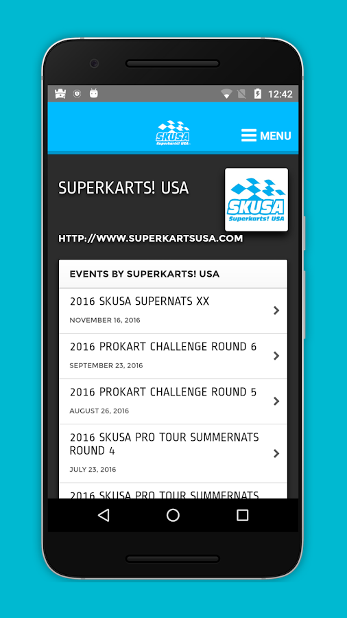 SKUSA - SuperKarts! USA- screenshot