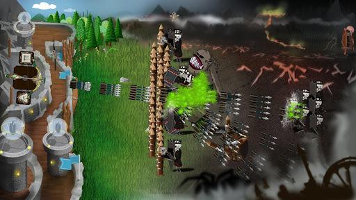 Grim Defender: Castle Defense 1.64 screenshots 3
