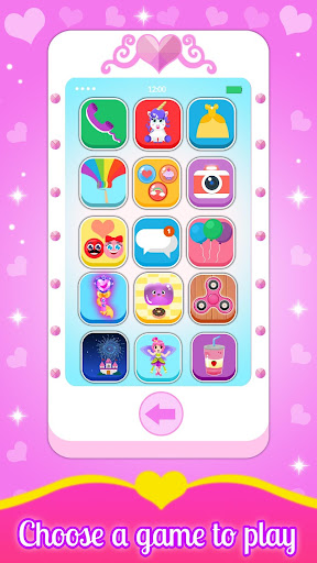 Baby Princess Phone 1.3.9 screenshots 1