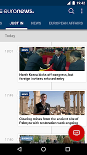 Euronews- screenshot thumbnail