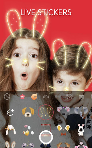 Sweet Face Camera - Selfie Camera & Beauty Filter 3.2.100444 screenshots 1