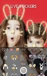 screenshot of Sweet Face Camera - Selfie Camera & Beauty Filter