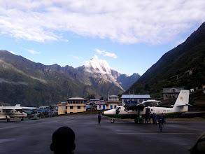 Photo: Lukla airport