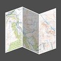 Dartmoor Outdoor Offline Map icon
