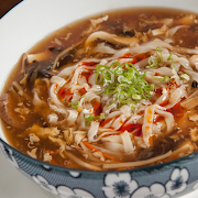 Hot & Sour Soup Noodle (Chicken)