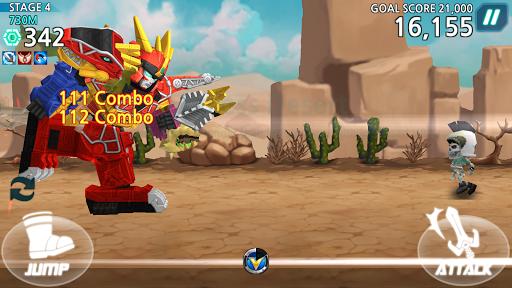 Power Rangers Dash (Asia) 1.6.4 screenshots 6