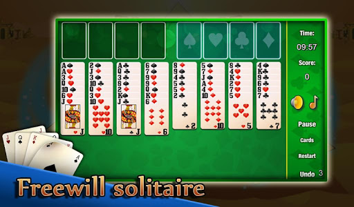 8 Free Solitaire Card Games Apk Download 3
