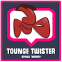 Tongue Twister Speech Therapy icon