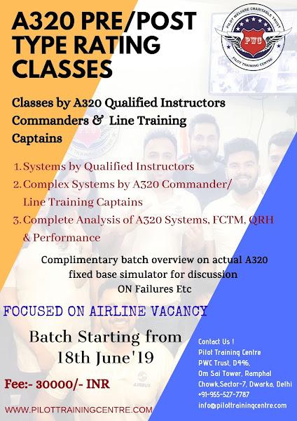 Pilot Training Centre -India (PWC Trust)   Pilot Training   Type