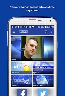 WKYT News- screenshot thumbnail