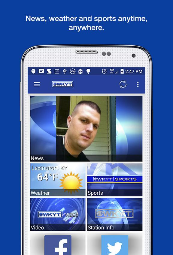WKYT News- screenshot