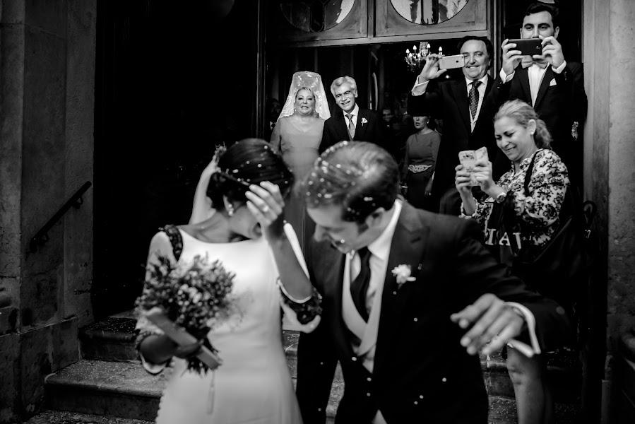 Wedding photographer Olmo Del valle (olmodelvalle). Photo of 29.01.2018