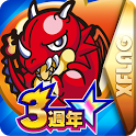 怪物彈珠 - 日本超人氣免費簡單動作RPG手遊 icon