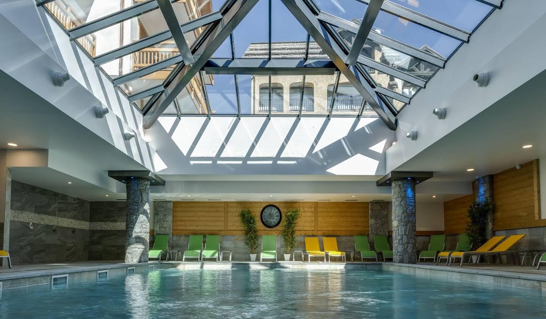 Appartement avec piscine Montgenèvre