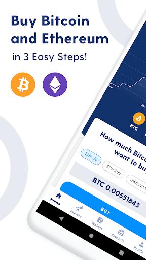 Luno u2014 Bitcoin & Ethereum wallet and exchange 6.18.0 Screenshots 1