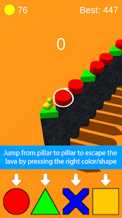 Lava Jumper: The Floor is Lava - náhled