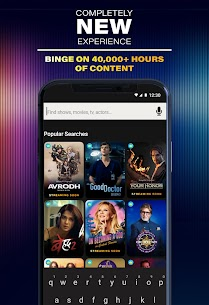 SonyLIV: Originals, Hollywood, LIVE Sport, TV Show 2