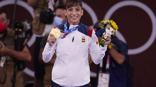 Sandra Sánchez será finalmente la única abanderada española