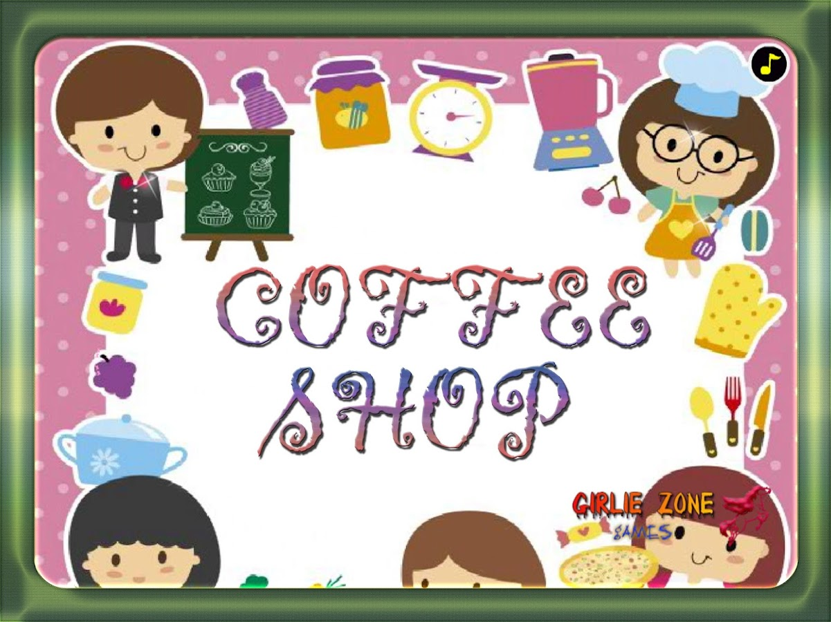 Caffee Store Decoration- screenshot