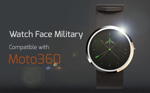 Watch Face Military