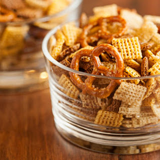 Duck-Fat Chex® Mix