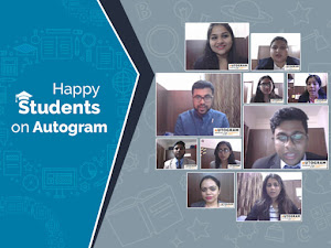 Students and Candidates love Autogram Video Interview experience