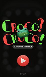 Krokodýl Roulette - náhled