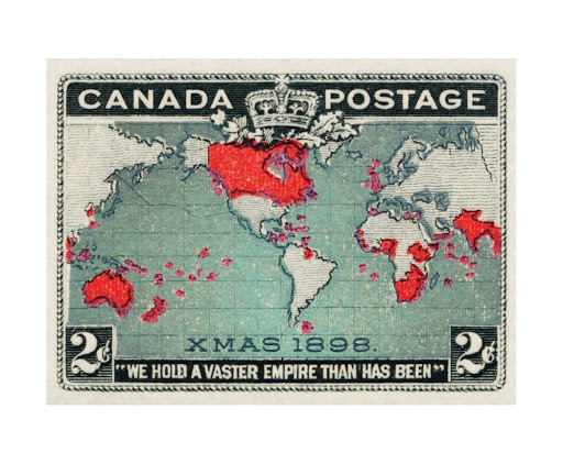 Canada Postage Stamp (Christmas)