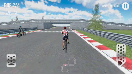 Bicycle Racing Cup 3D - náhled