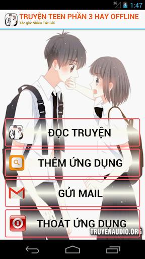 Truyu1ec7n Teen Hay - Offline 1.0 1